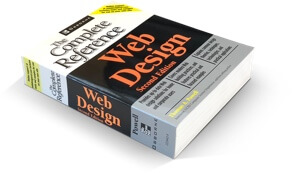 'The Complete Reference: Web Design' book